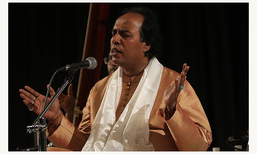DRUPAD Singing Seminar with Ustad Wasifuddin Dagar: Amelia (ITALY)