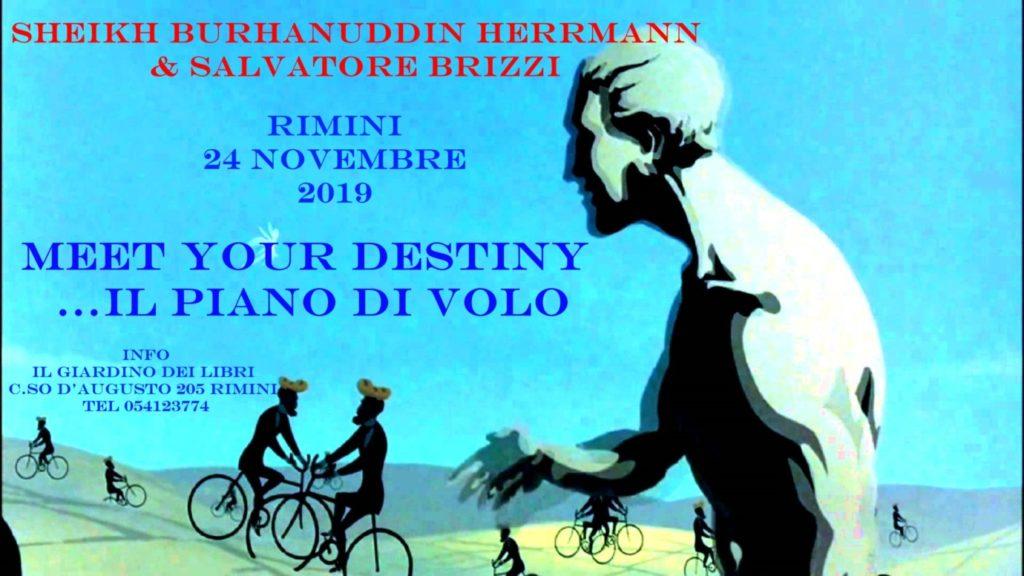 CONFERENZA con SALVATORE BRIZZI: Rimini